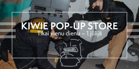 Kiwie pop-up